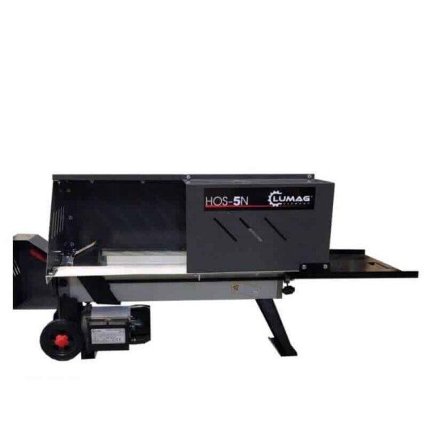 Lumag, houtkloofmachine, hos5n